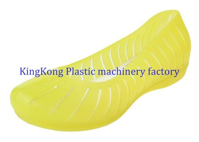 PVC Jewelry Lady Sandal Mold Shoe Injection Mold For PVC Women Sandals